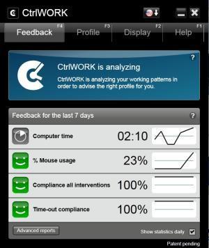 CtrlWork 1